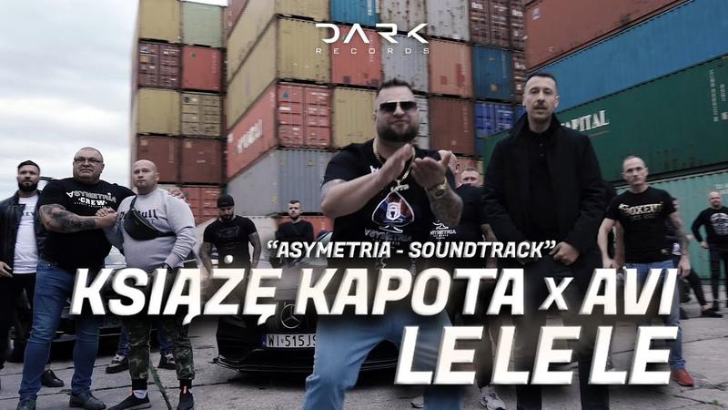 Książę Kapota x Avi LeLeLe Asymetria Soundtrack prod Łukasz Pękacki
