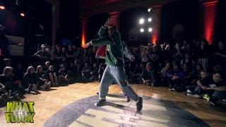 What The Flock vol.5 | Hip-Hop 2x2 SemiFinal Ponka & SwipeMind vs Prakop & Well-Dee