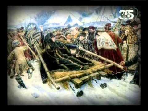 Правители Руси 20 Алексей Михайлович Тишайший