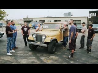 Gas Monkey Garage - Fast N'Loud New Season.