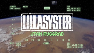 Lillasyster - Utan Ryggrad (Official Lyric Video)