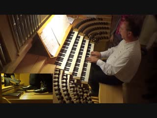 541 J. S. Bach - Prelude and Fugue in G major, BWV 541 - Michael Matthes, organ