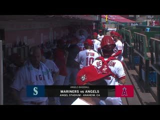 MLB 2020 Seattle Mariners  Los Angeles Angels (4/4)