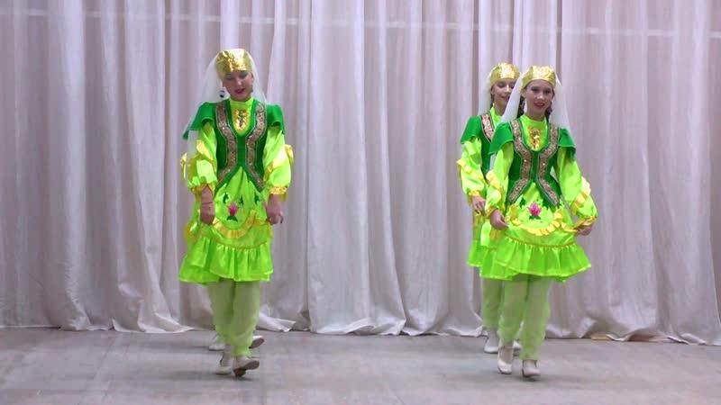 татарский танец ансамбль Танцевальный городок рук Шаяхметова З Н