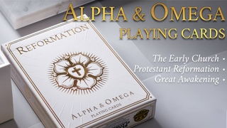 Alpha & Omega Playing Cards - Official Trailer