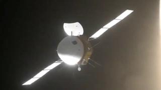 Китайская миссия Тяньвэнь-1 вышла на орбиту Марса\ China's Tianwen-1 enters orbit around Mars