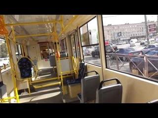 Трамвай Санкт-Петербурга 38: 71-631-02 (УКВЗ) б.7406 по №39 ()