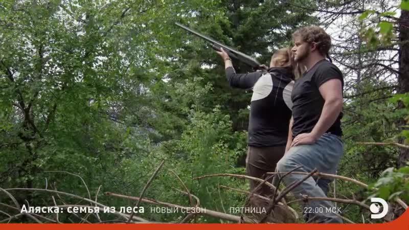 Аляска семья из леса
