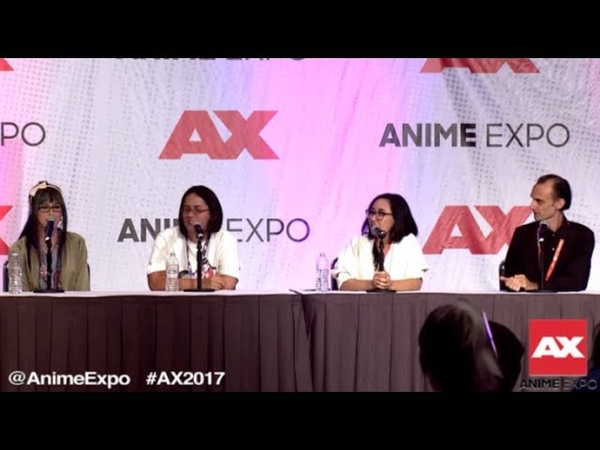 AX2017 Danganronpa V3 Voice Actors Panel