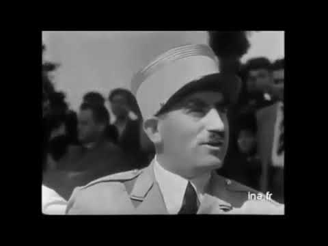 Участие черкесов в освобождении Дамаска Сирия 18 21 июня 1941 г