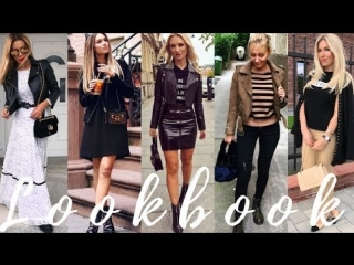 Stylish outfit ideas for september 2018 fall fashion lookbook