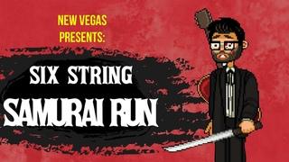 Can you beat Fallout New Vegas as the Six String Samurai