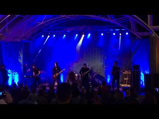 Группа НОЧЪ — «Обреченный» live Сестрорецкий парк  (фестиваль «Я ОСТАЮСЬ, ЧТОБЫ ЖИТЬ)
