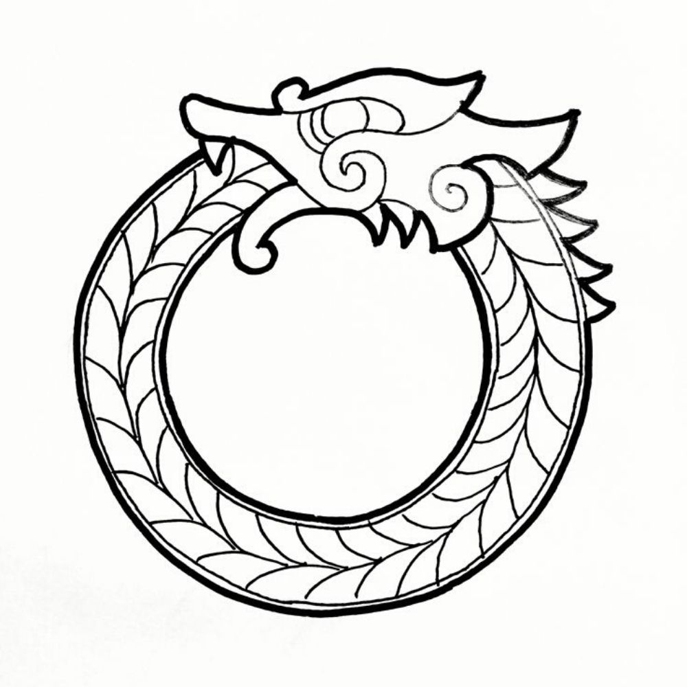 уроборос символ