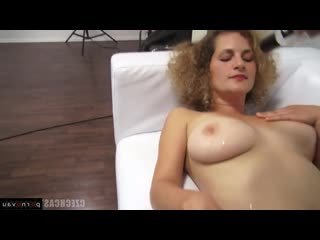 [ Mothers &  POV First Person &  Mature &  Casting / Grandmothers, Cumshot in mouth, In oil, Riding dick, Shaved, ]