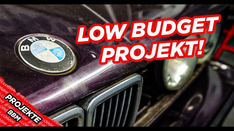 UNSER LOW BUDGET Projekt   by BBM Motorsport