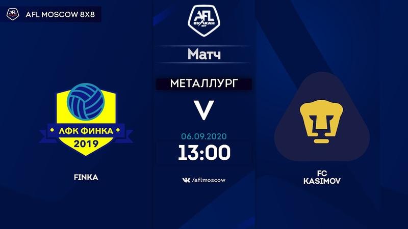 AFL20 Russia Professional League Day 6 Finka FC Kasimov