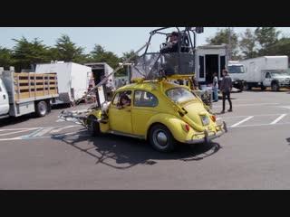 Бамблби / Bumblebee.Съёмки (2018) 1080p