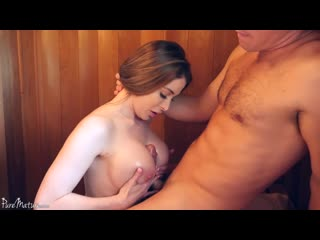 Library Porn - PureMature - Brianna Rose - Steamy Sex [2019, Casting, Кастинг, Русское, Брюнетка, pron, Blowjob,Hardcore,1080p]