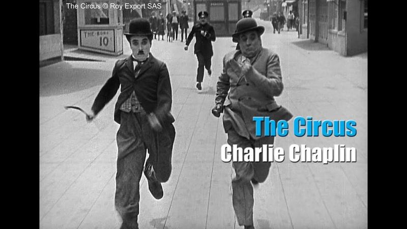 Charlie Chaplin The Mirror Maze The Circus