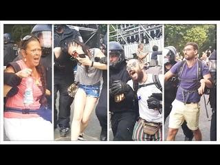 4 willkürliche Festnahmen in 2 Minuten | #b2908
