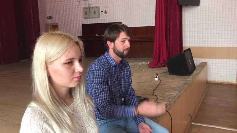Встреча комитета по работе с молодёжью города Ульяновска и студенческим активом УППК Молод Ёж
