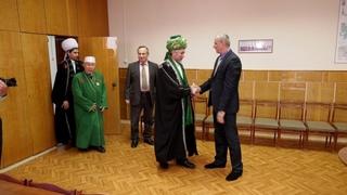 Шадринск посетил главный муфтий УрФО Ринат хаджи-хазрат Раев