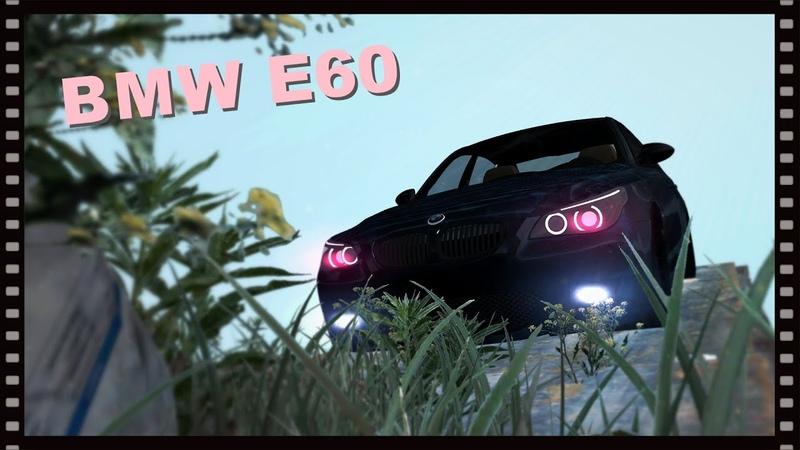 TOP GTA DayZ BMW E60 chill video