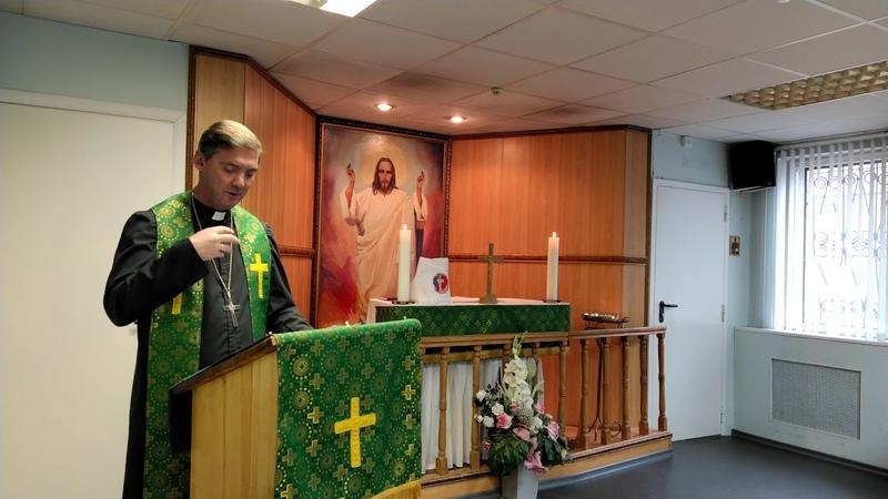 Христианство - это не набор литургический действий