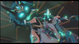 【MMD Genshin Impact】Ghost Rule【Xiao】