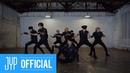 Stray Kids Back Door Dance Practice Video (Uniform ver.)