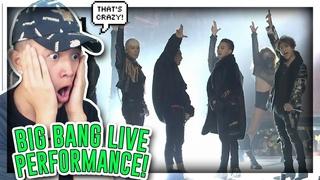 FIRST TIME REACTING TO BIGBANG - 'LOSER' + 'BAE BAE' + '뱅뱅뱅(BANG BANG BANG)' in 2015 MAMA![REACTION]