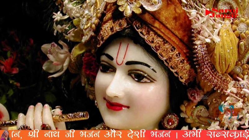 Dekho Vrindavan Ki Kunj Gali Mein Nache Nand Kishore देखो वृन्दावन की कुंज गली में नाच 2375