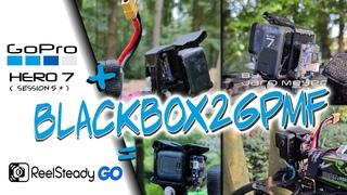 Gopro Hero 7 & Reelsteady Go - noisy gyro problem solved !  #blackbox2gpmf