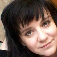 Фотография страницы Ольги Токаревой ВКонтакте