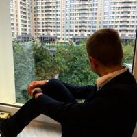 Фотография страницы Никиты Михайлова ВКонтакте