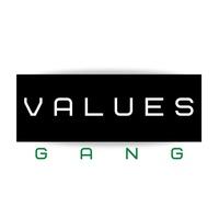 Логотип VALUES GANG AGENCY