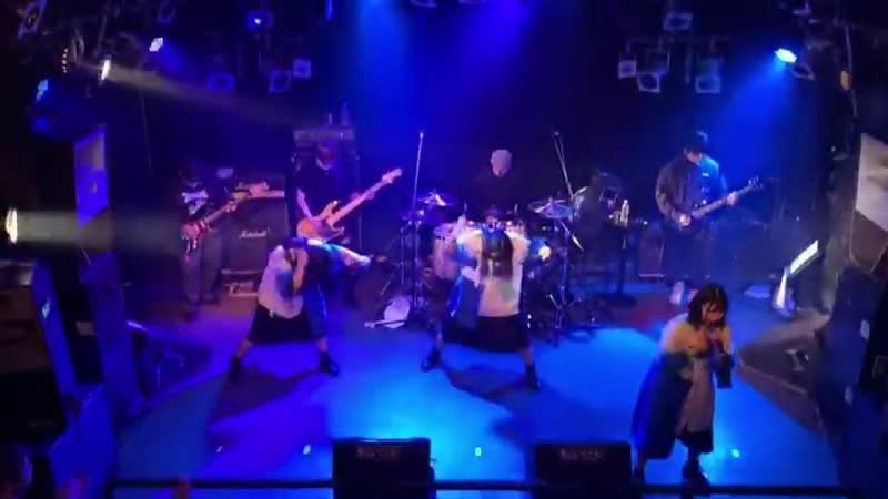 Polomeria Shizu rai Live at solo perfomance 2 Yogoreru mae no kimi to umi o kaita yo in Shinjuku MARZ 2020 03 17