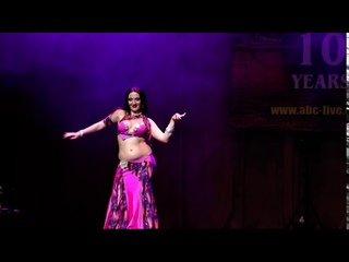 Sokolova Svetlana & Mohammed Ali. Gala show 10 Europe-Asia.
