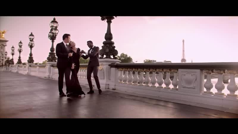 Forever Gentlemen vol.2 ¦ LOVE [Corneille - Claire Keim - Roch Voisine] (clip officiel)