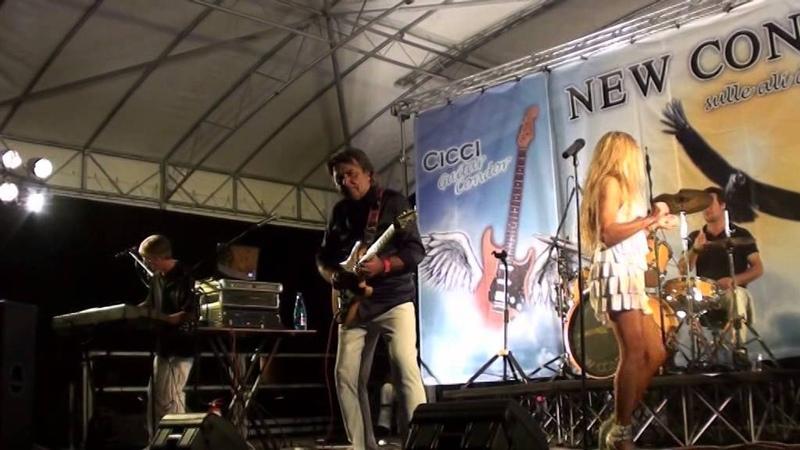 Cicci Guitar Condor - The power of love