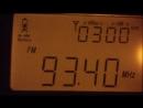 93.4 Raadio 4(Koeru)~322km