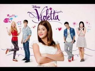 Violetta - Score (Soundtrack Oficial) Primera Parte