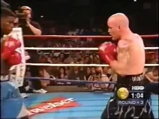 Angel Manfredy vs Ivan Robinson - HBO Boxing After Dark April 17, 1999