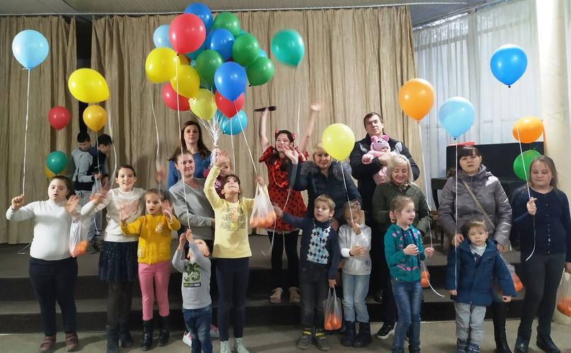 Отель Yalta Intourist организовал праздник для воспитанников реабилитационного центра
