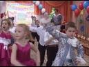 Трогательный прощальный танец на выпускном в детском саду