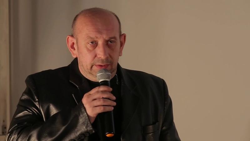 Алексей Воронин читает свои стихи Мой поэт