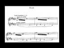 Stravinsky ★ agosti ★ the firebird ★ audio sheet ★ piemontesi