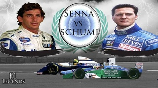 Senna vs Schumacher - 1994 Season