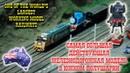 025.Самая большая Ж/Д модель в Южном Полушарии. The Biggest Railway model in Southern Hemisphere.
